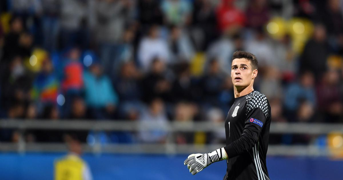 It's a good way to acknowledge a good goalkeeper: Chelsea's Kepa defends record deal