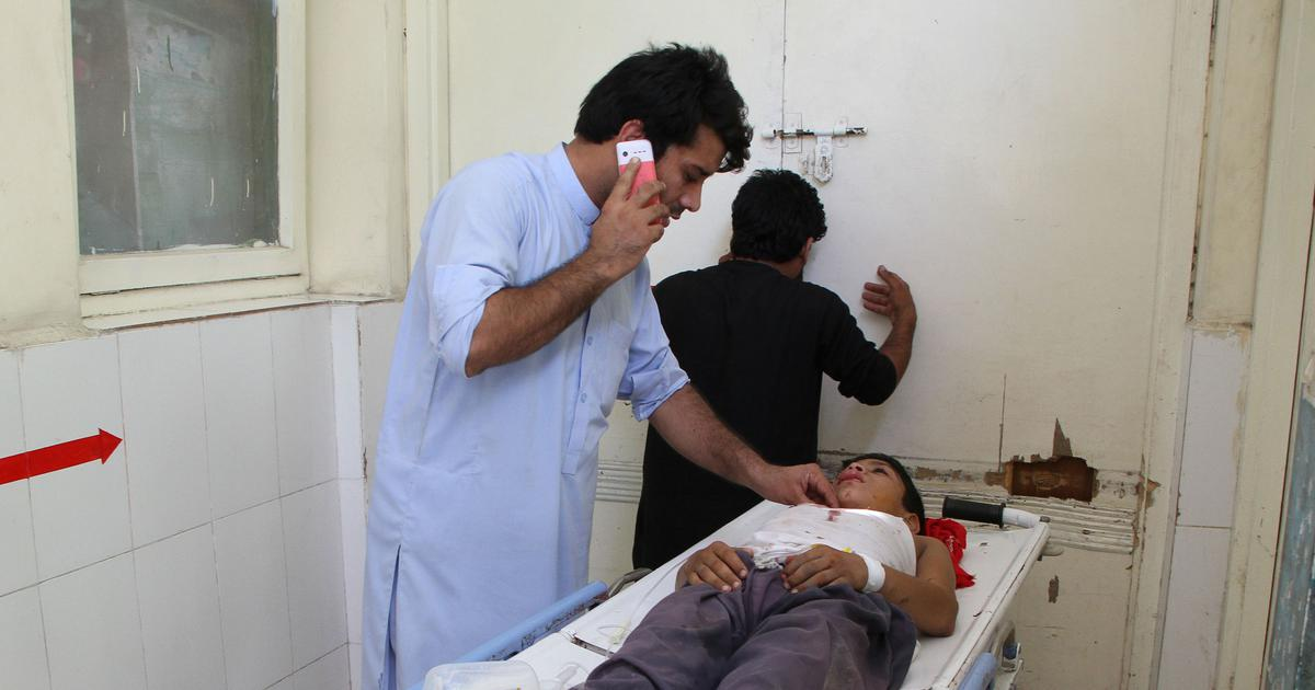 Afghanistan: Toll in Nangarhar suicide bomb attack rises to 68