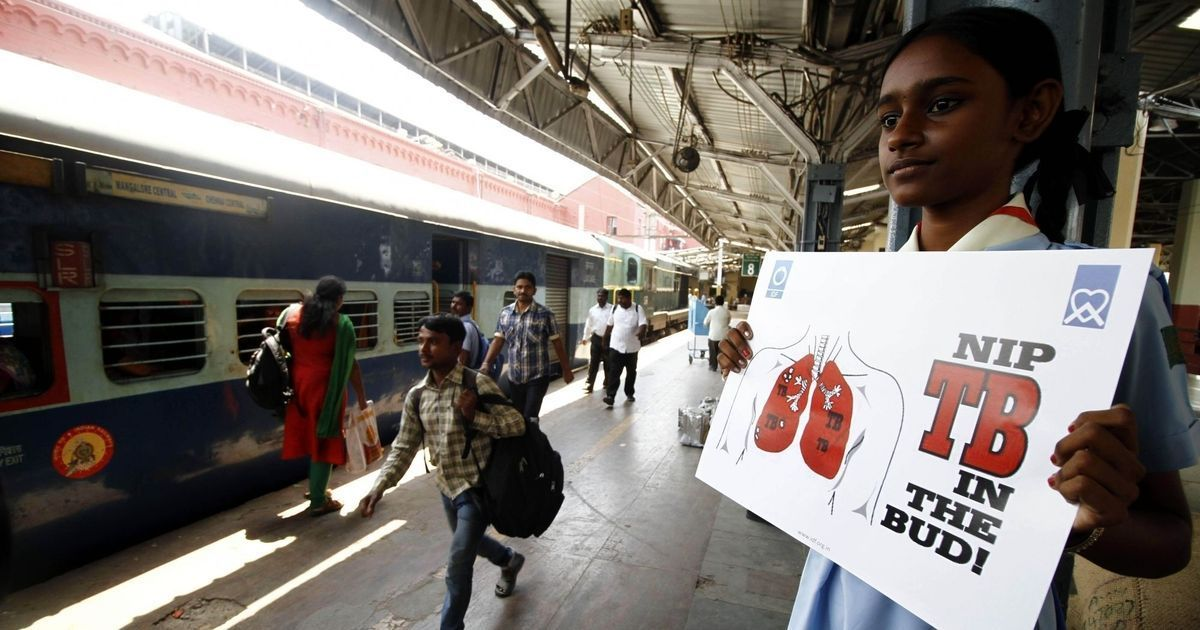Tuberculosis infection: 27% of new cases in 2017 were reported from India, says WHO