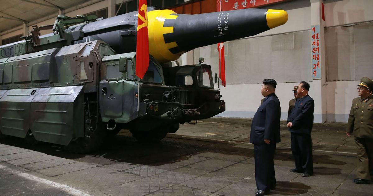 उत्तर कोरिया अभी-भी लंबी दूरी की मिसाइलों का निर्माण कर रहा है : अमेरिका