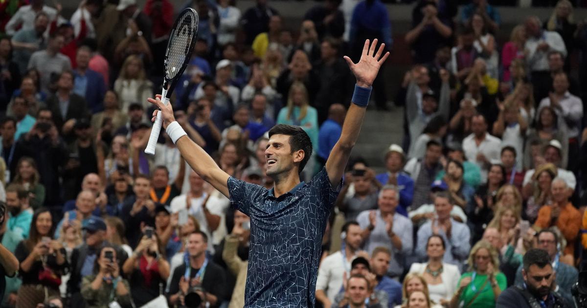 Novak Djokovic wins third US Open to equal Pete Sampras's record of 14 Grand Slams