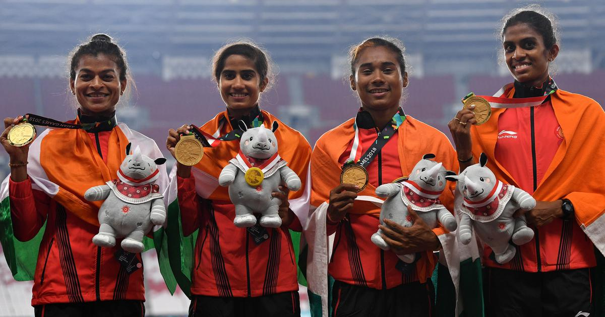 Campers versus non-campers, strategic tweaks: The inside story of India's Asian Games relay medals