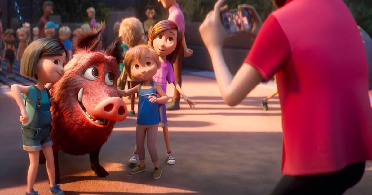 'Wonder Park' trailer: Talking animals and magical rides abound