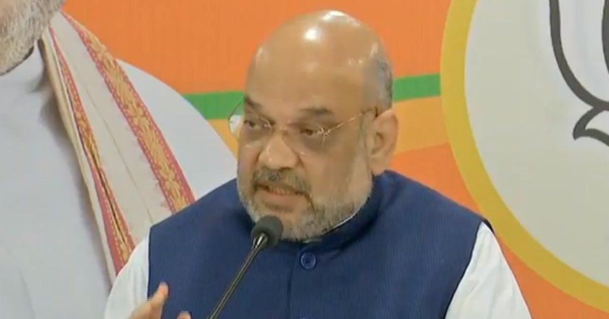 Telangana: Government concerned about fuel price hike, will come up with a plan, says Amit Shah