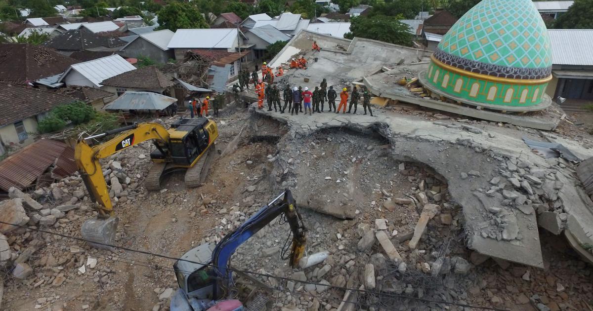 सुनामी की चपेट में आए इंडोनेशिया की मदद के लिए भारत ने ऑपरेशन 'समुद्र मैत्री' शुरू किया