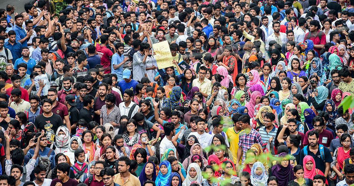 How Bangladesh's student agitation was hijacked by celebrities and vested political interests