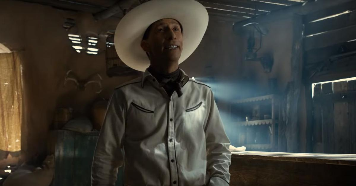 'The Ballad of Buster Scruggs' trailer: A lot goes down in Coen brothers' Western