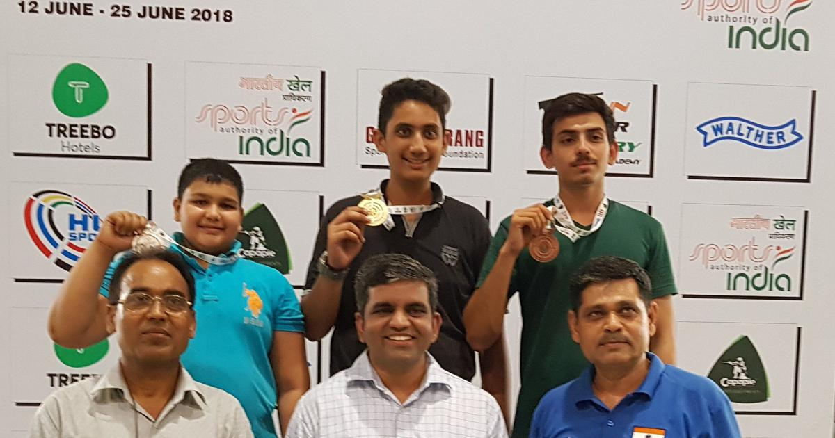 KSS Shooting: Arpit Goel bags top honours on Day 1, Olympic medallist Vijay Kumar wins two medals