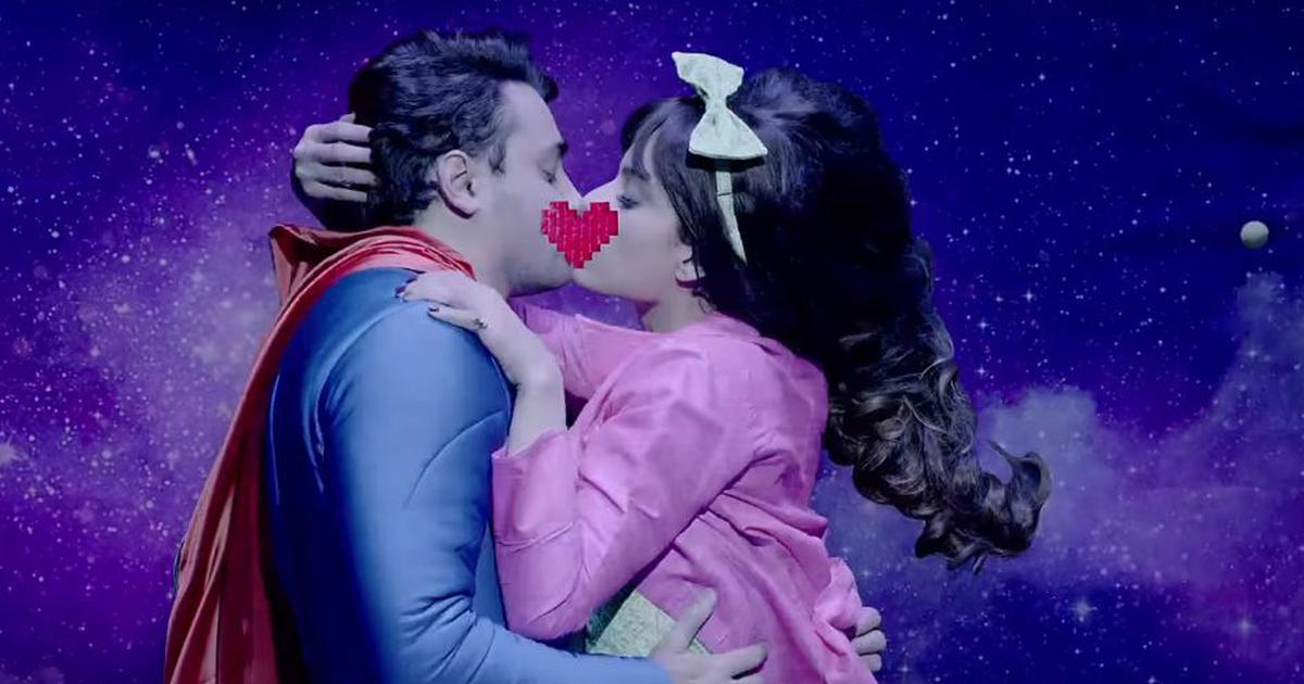 Energy booster, geography teacher: The power of kissing in Bollywood songs can't be understated