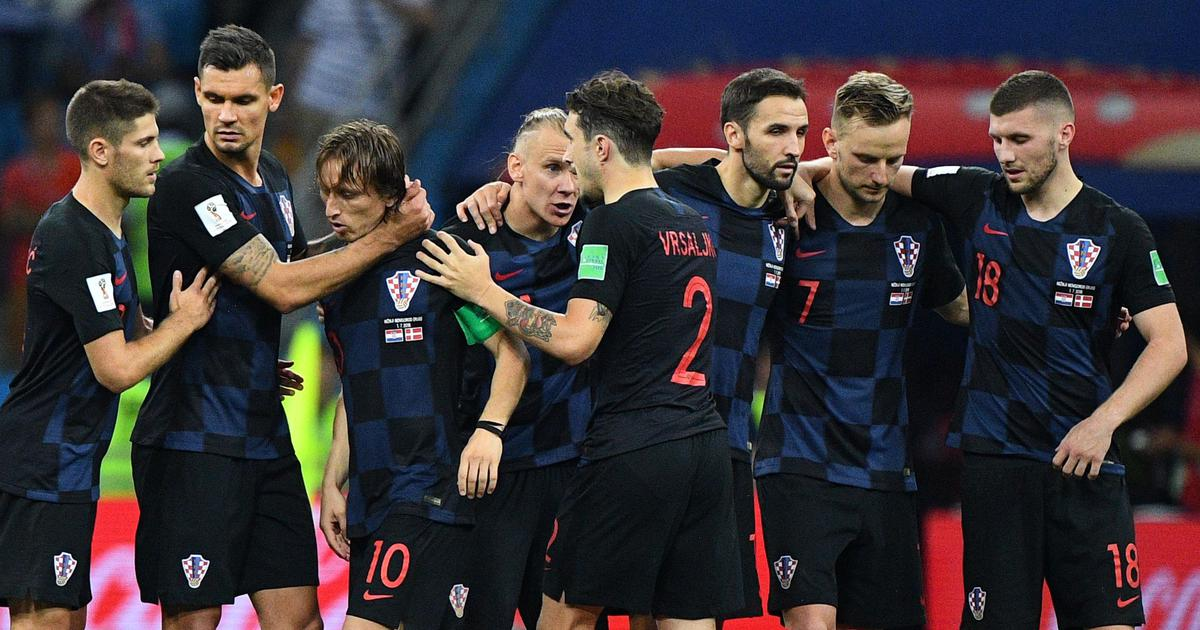 If only Yugoslavia was one country: Croatia's World Cup success has Balkan neighbours divided