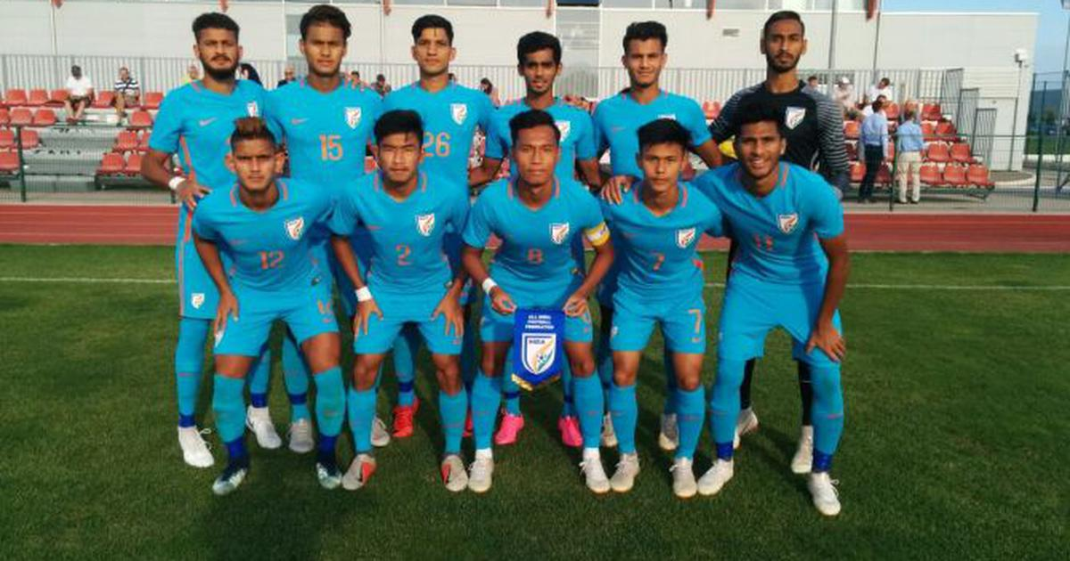 Football: India U-19 defeated 2-0 by Serbia in the first of two international friendlies