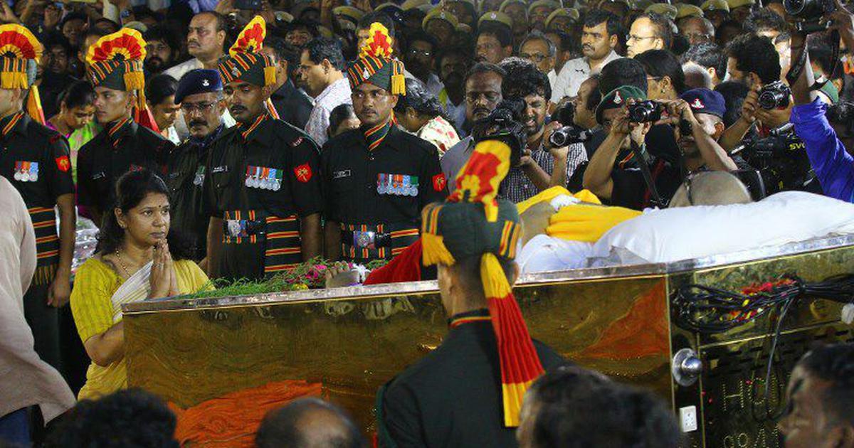 The big news: DMK chief Karunanidhi buried at Chennai's Marina Beach, and nine other top stories