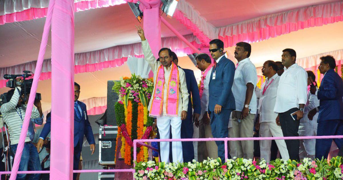 तेलंगाना विधानसभा के चुनाव नवंबर में हो सकते हैं : सूत्र