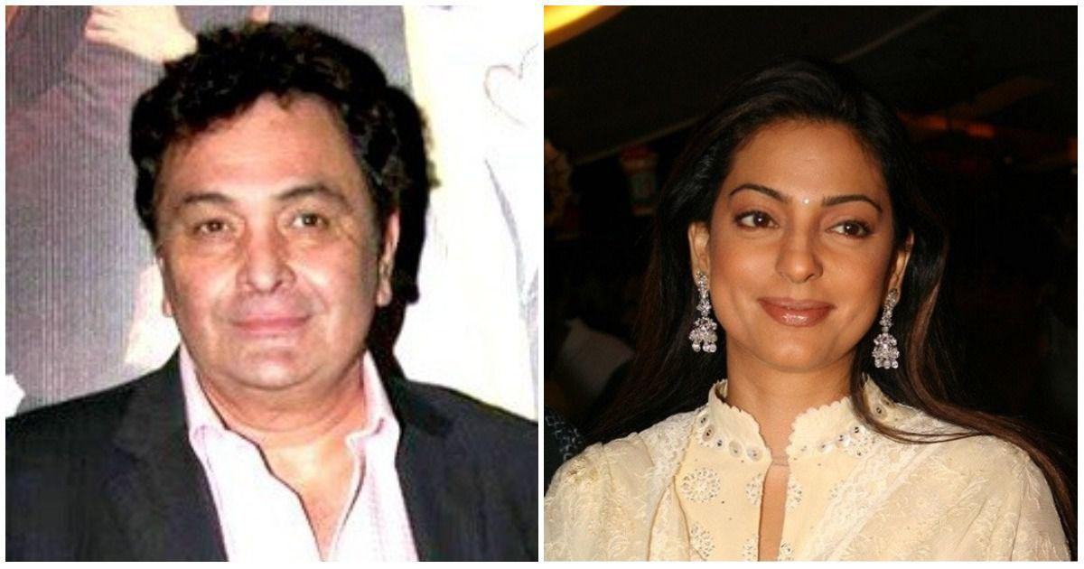 Rishi Kapoor and Juhi Chawla to reunite for a comedy