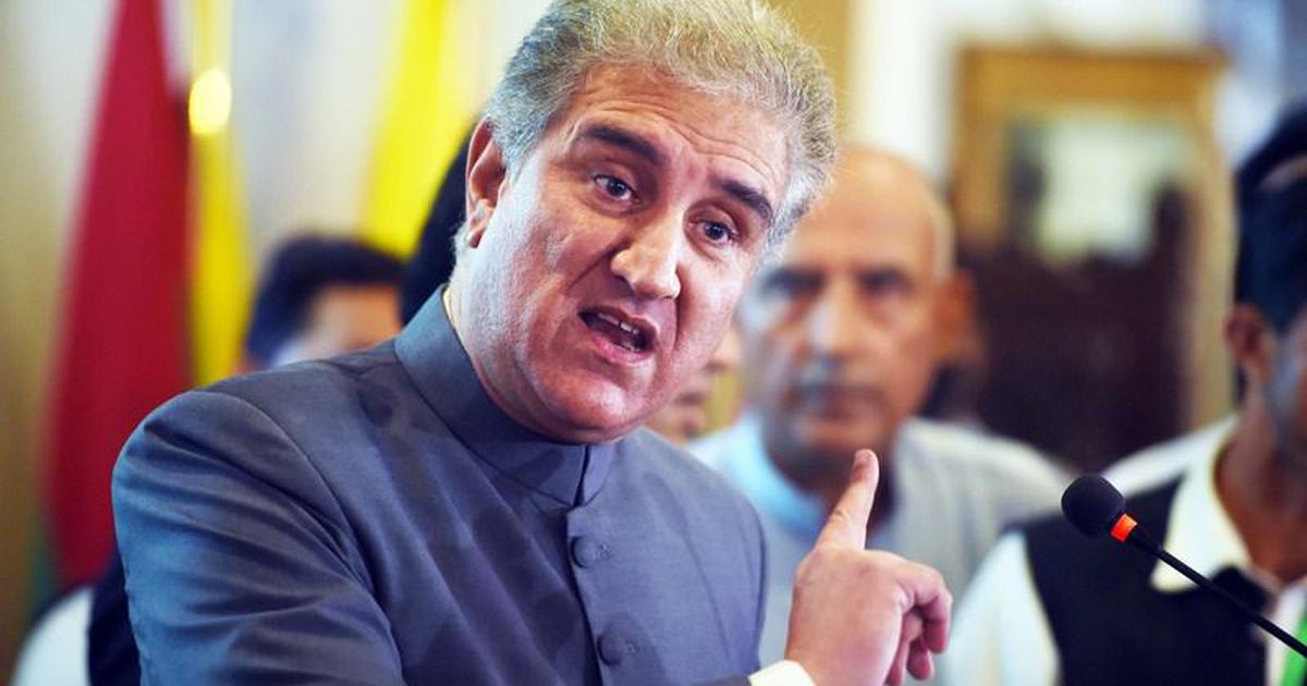 भारत की अनिच्छा के बावजूद पाकिस्तान की तरफ से बातचीत के दरवाजे खुले हुए हैं : शाह महमूद कुरैशी