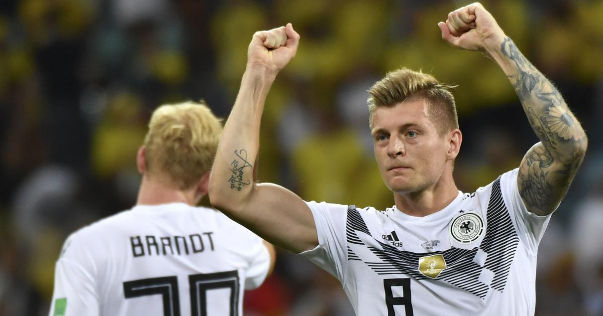 World Cup, Group F, South Korea v Germany as it happened: World Champions knocked out