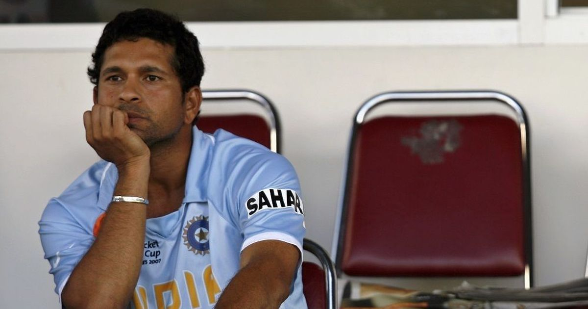 Image result for Sir Viv Richards convinced me not to retire after 2007 World Cup debacle: Sachin Tendulkar
