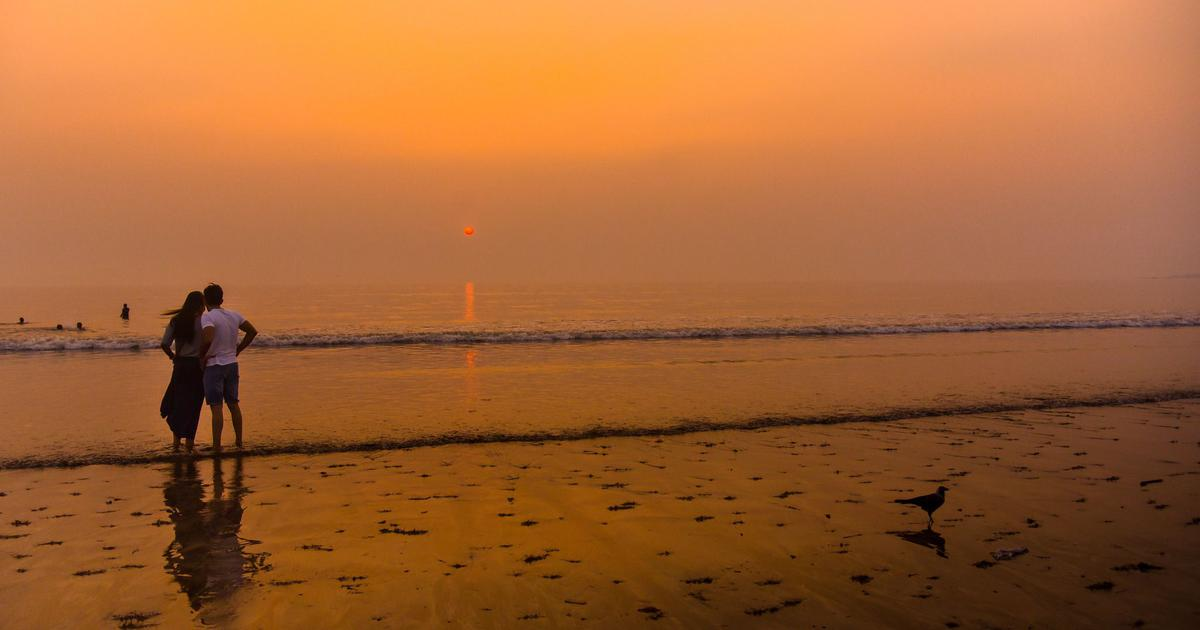 India's natural beaches are disappearing fast because we refuse to leave the beach to the sea