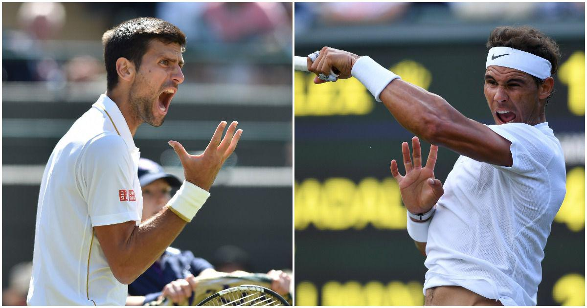 Wimbledon: From being over 30 to Nadal eyeing Borg's record, five facts about men's semis