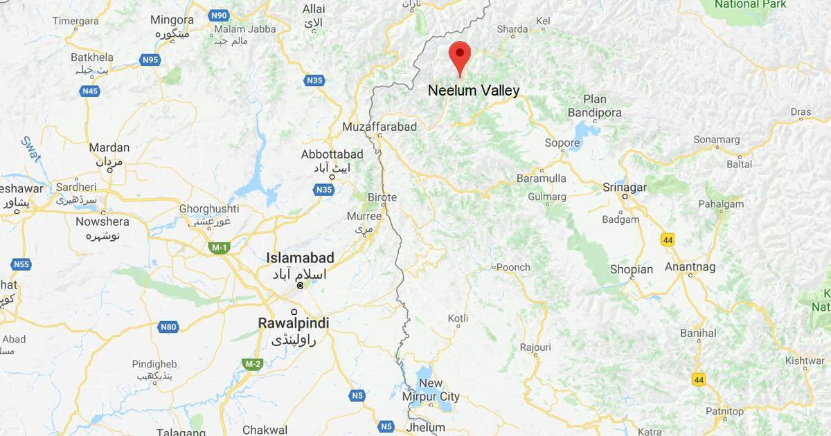 At least six people drown as footbridge collapses in Neelum Valley in PoK
