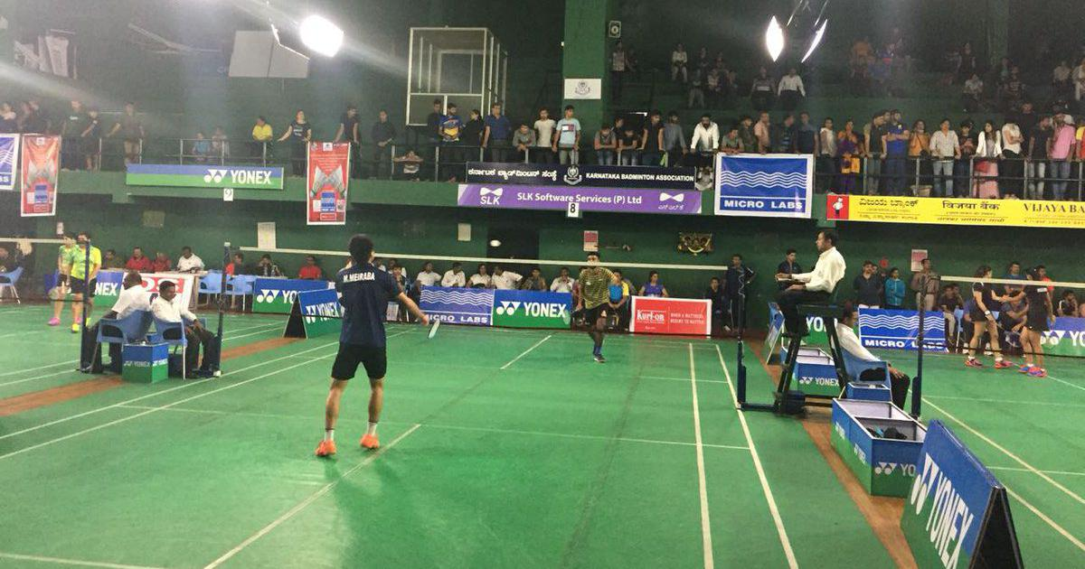 Badminton: Sourabh Verma, Rituparna Das reach finals of senior ranking tournament in Bengaluru