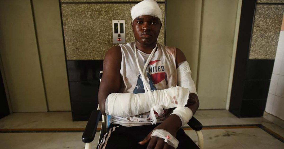 'They thrashed me with mops': Nigerian students in Greater Noida describe horrific mob attacks