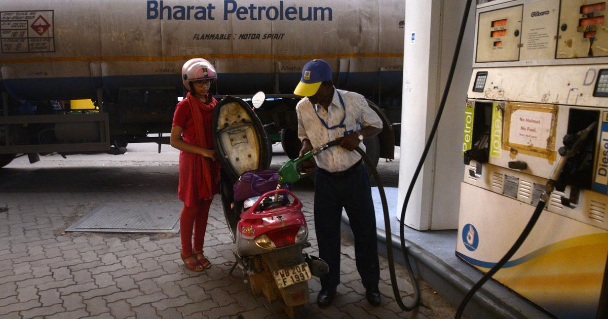 Petition filed in Delhi High Court against daily revision of fuel prices
