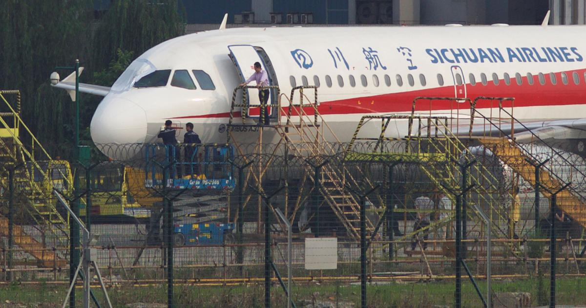 China's Sichuan Airlines suspends all cargo flights to India amid worsening Covid situation