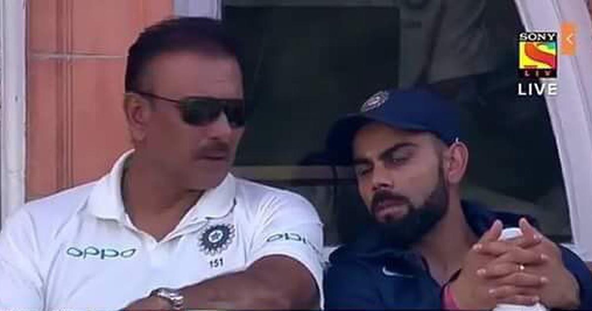 'Time to get rid of Ravi Shastri': Twitter fumes as England drub India at Lord's