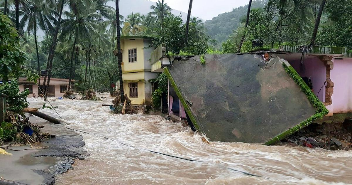 The big news: At least 22 people dead as rain lashes Kerala, and nine other top stories