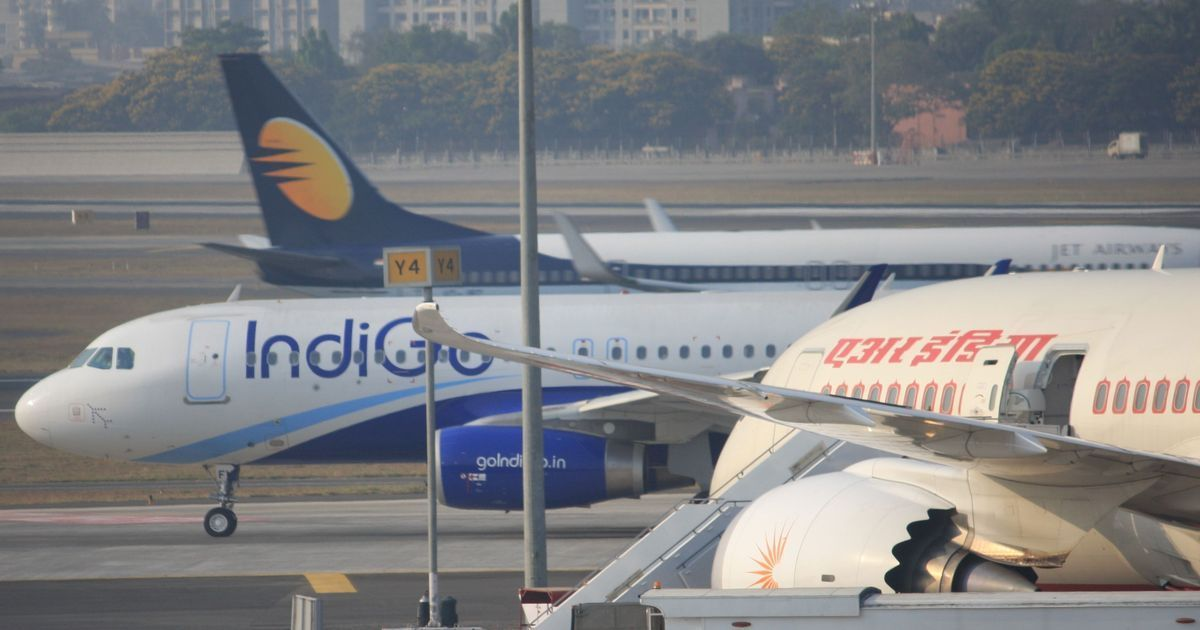 Resultado de imagen para Indigo airlines
