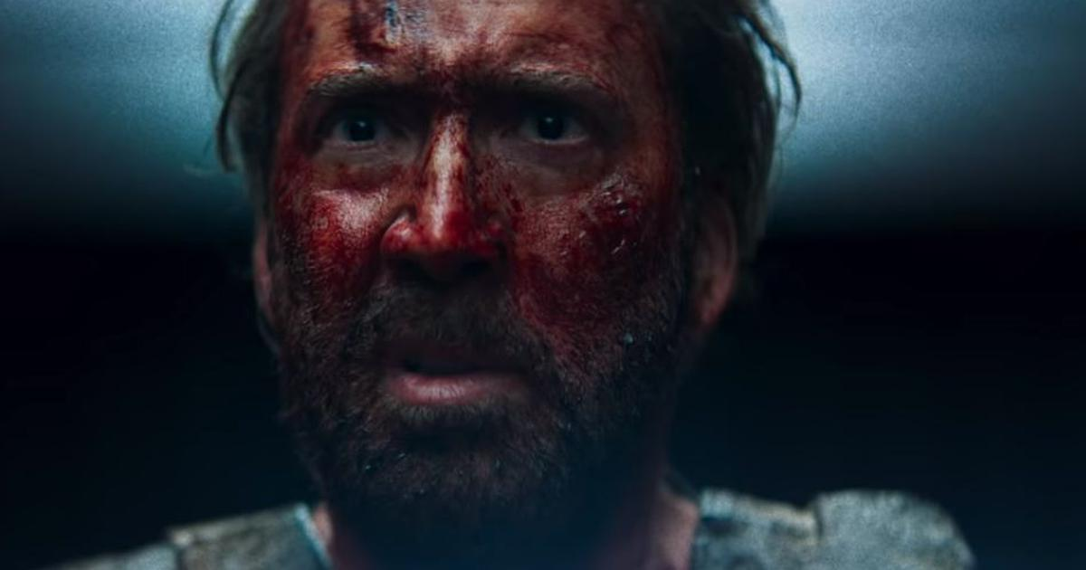 Nicolas Cage Goes Berserk in First Trailer for Panos Cosmatos' 'Mandy'