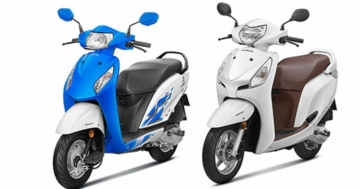 Honda India Launches 2018 Upgrades For Activa I, Aviator; Prices Start At  Rs50k