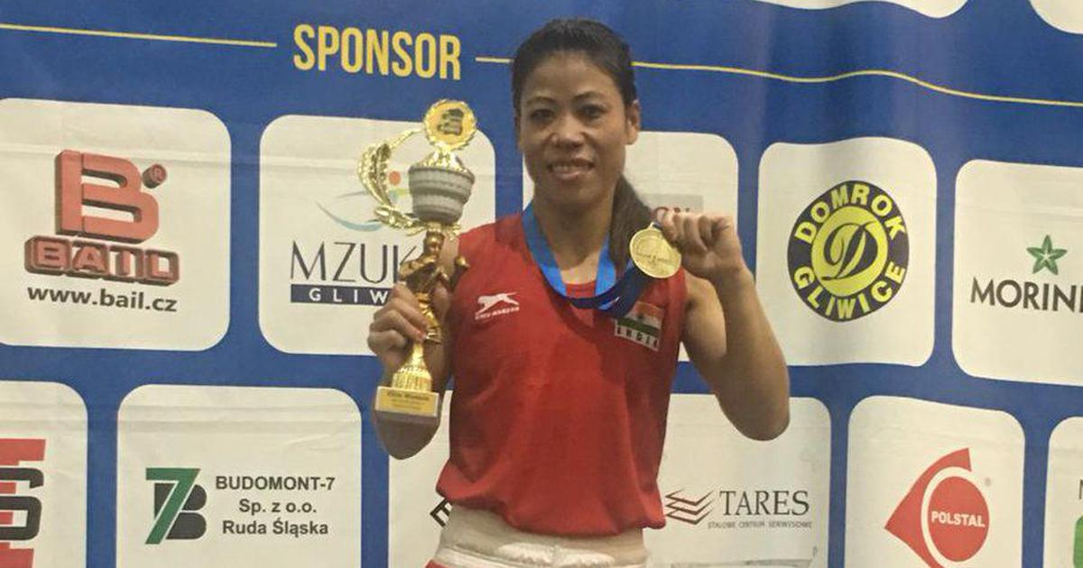 Boxing: Mary Kom wins gold medal, Manisha clinches silver at Silesian Championships