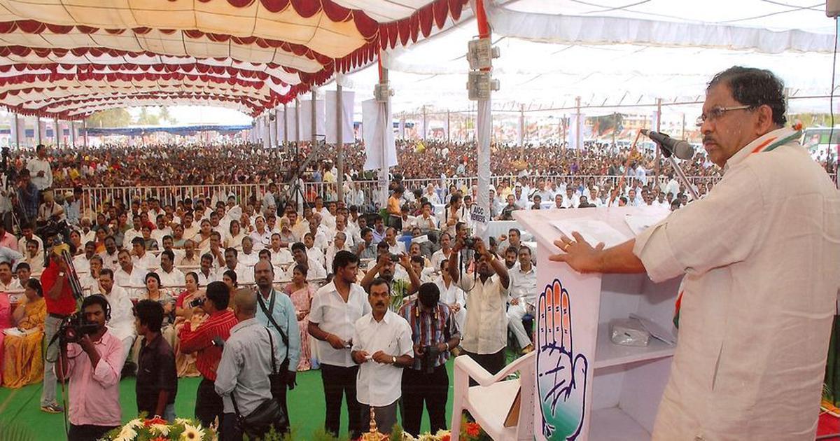 The big news: Congress MLA Parameshwara to take oath as Karnataka deputy CM, and 9 other top stories