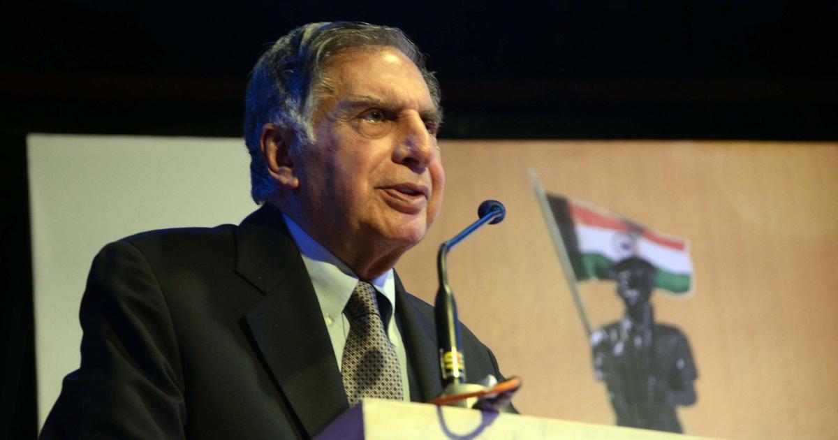 अगले महीने रतन टाटा के आरएसएस के कार्यक्रम में शामिल  होने सहित दिन के बड़े समाचार