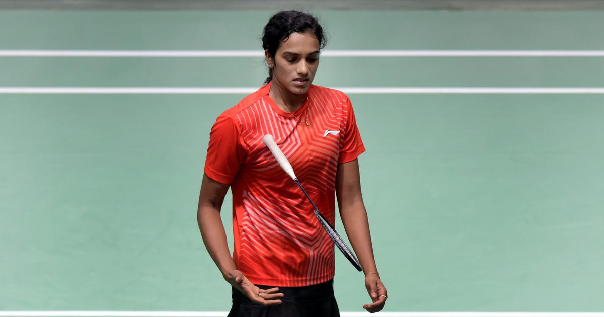 All England: PV Sindhu saves eight match points but loses to Sung Ji Hyun in the first round