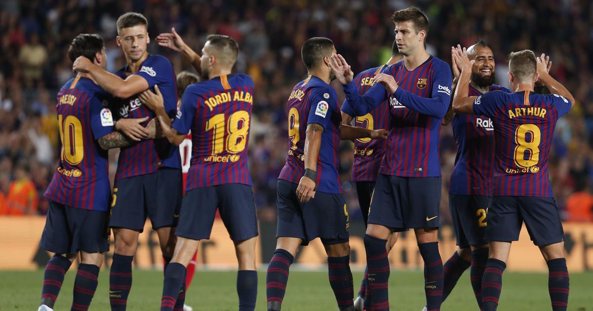 Copa del Rey: Holders Barcelona, Atletico Madrid enter last 16 with easy wins