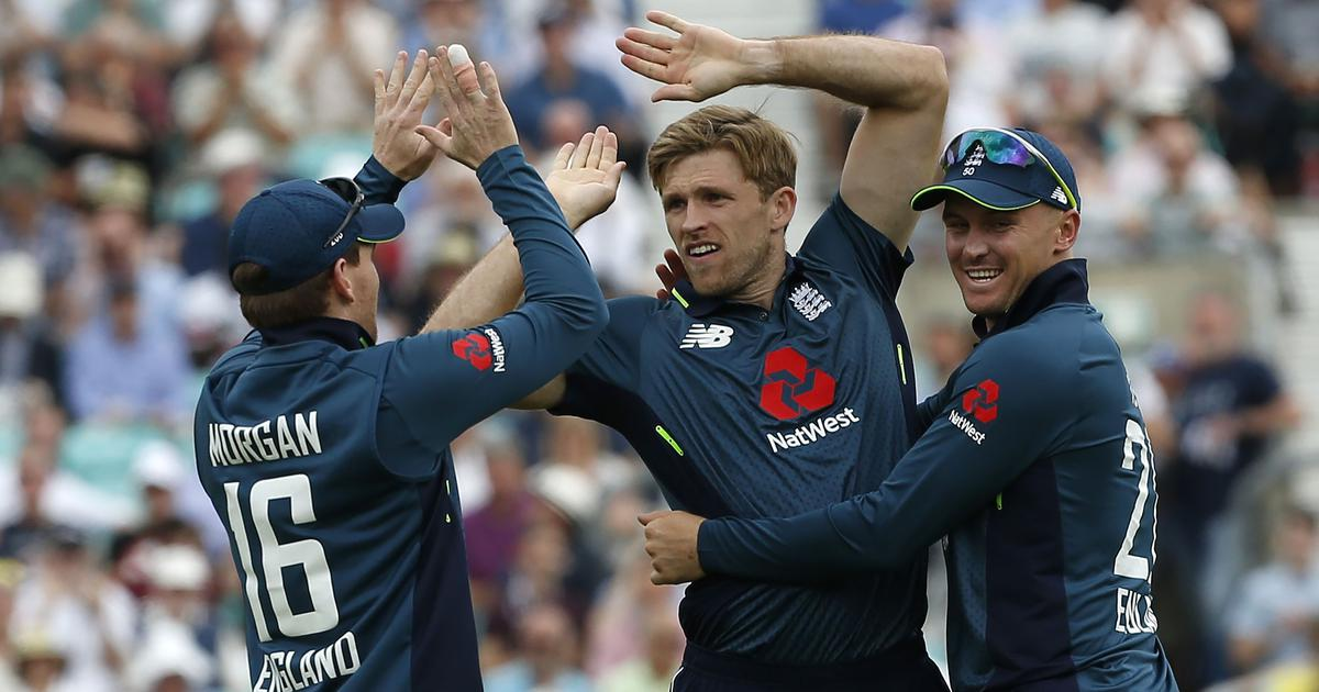 I have a second chance and it almost feels like a free hit: England's David Willey on ODI return