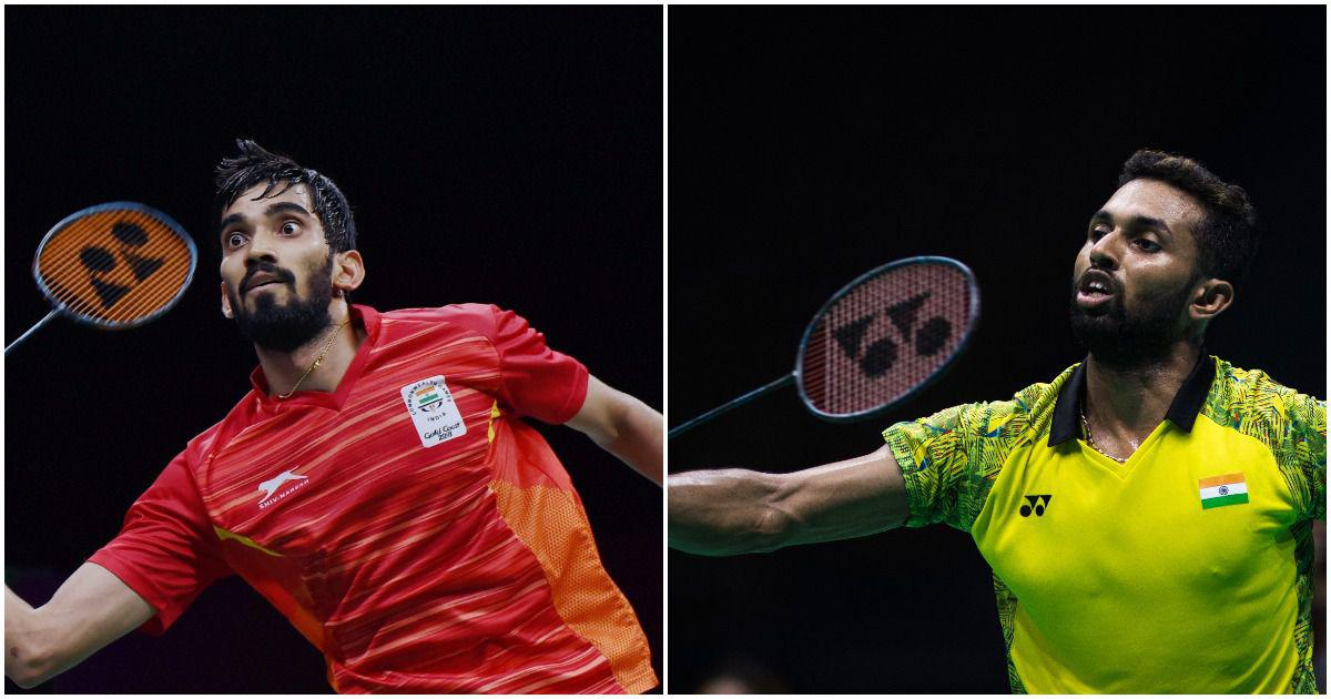 In transition: After tweaking training routine, Srikanth and Prannoy confident of bouncing back