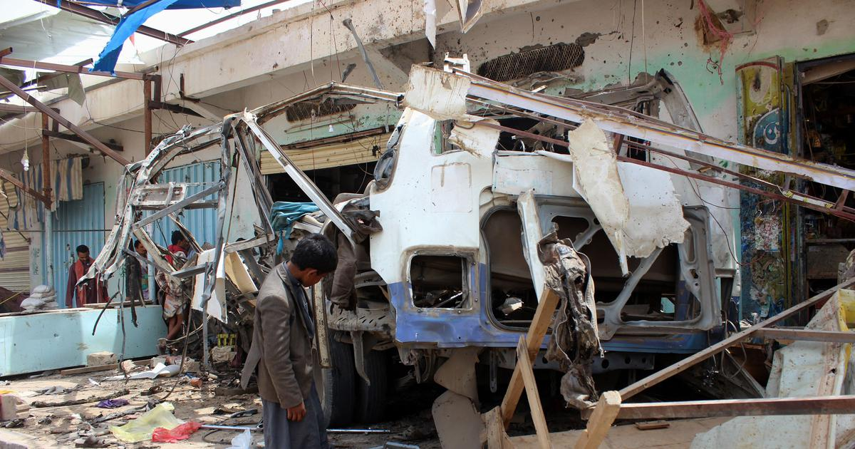 Saudi-led coalition admits 'mistakes' in deadly Yemen bus strike