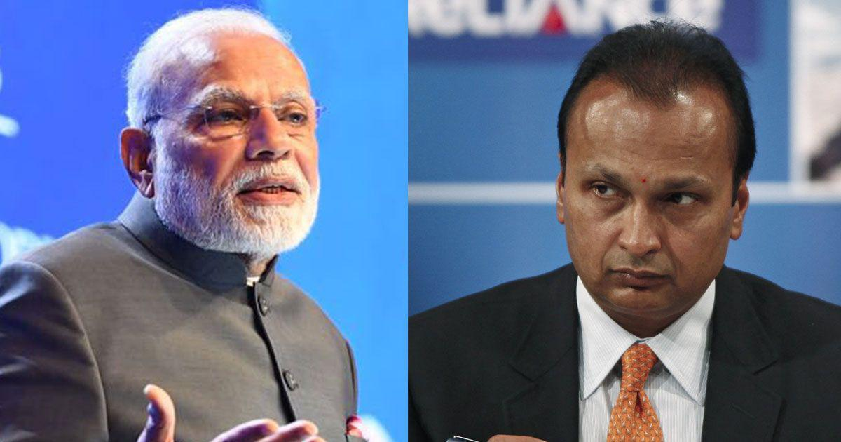 Dassault document says picking Anil Ambani as Rafale partner was 'mandatory': French news report