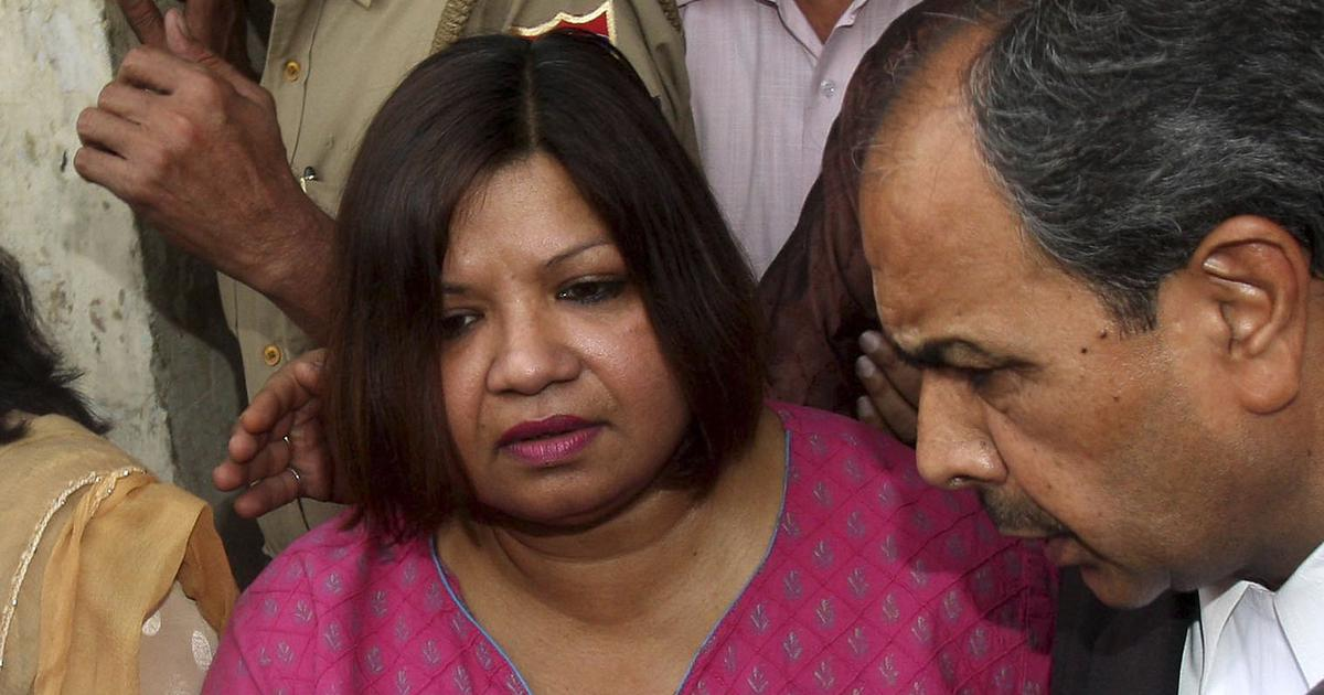 Former diplomat Madhuri Gupta convicted of spying for Pakistan's Inter-Services Intelligence