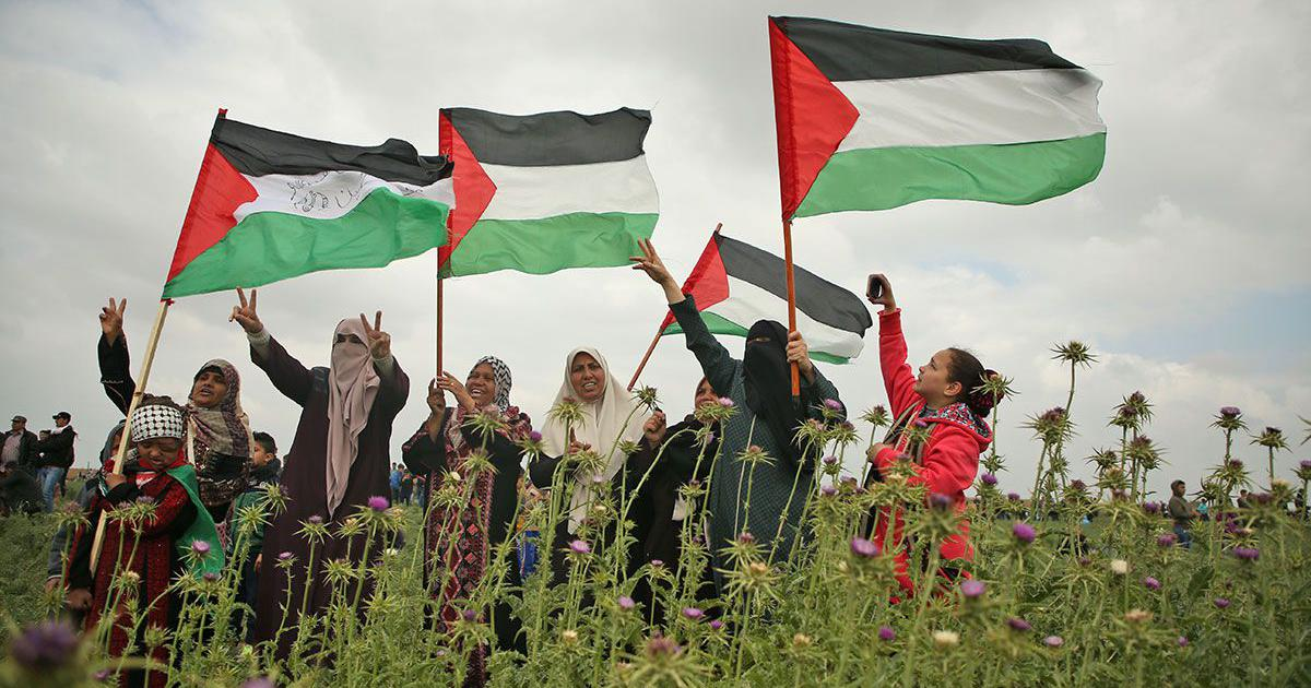 As protectors, activists and even militants, Palestinian women have a long history of resistance