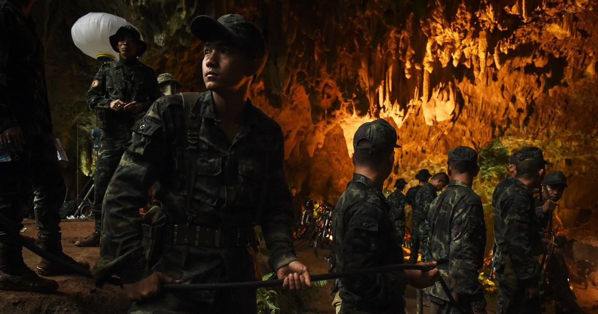 Discovery's 'Operation Thai Cave Rescue' takes a deep dive into a story that has gripped the world