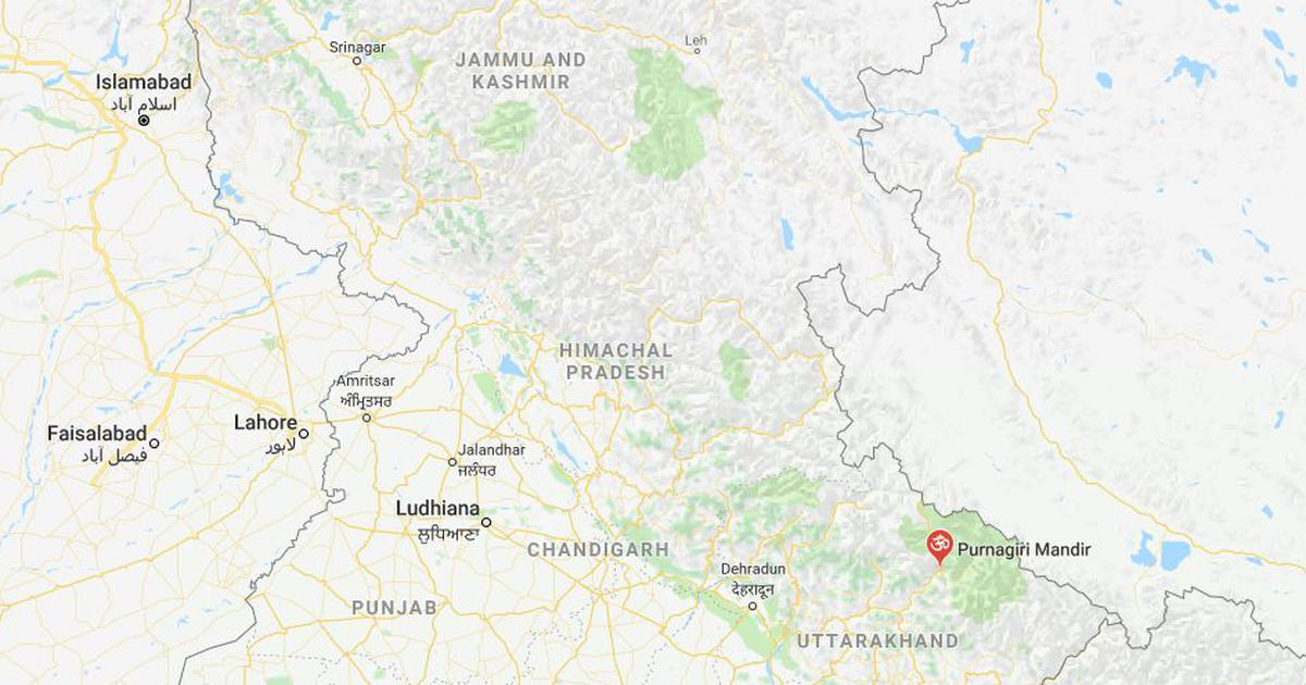 Uttar Pradesh: 10 pilgrims on their way to Purnagiri temple in Uttarakhand killed in accident
