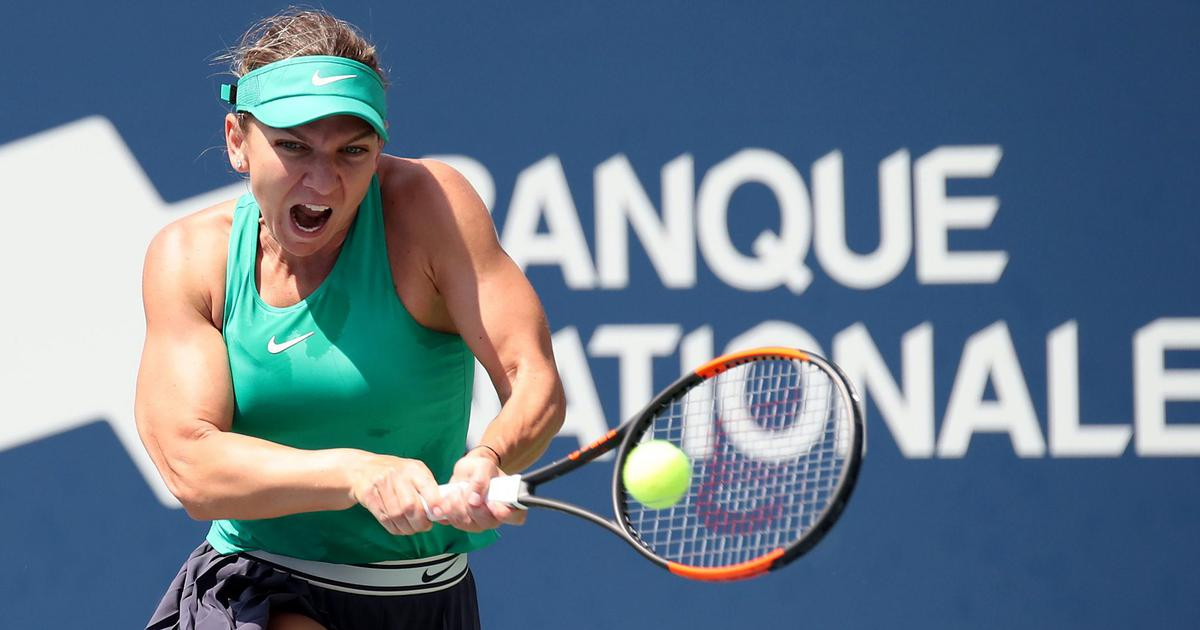 Montreal WTA: Halep, Stephens, Barty power through, Svitolina fights back to beat Mertens