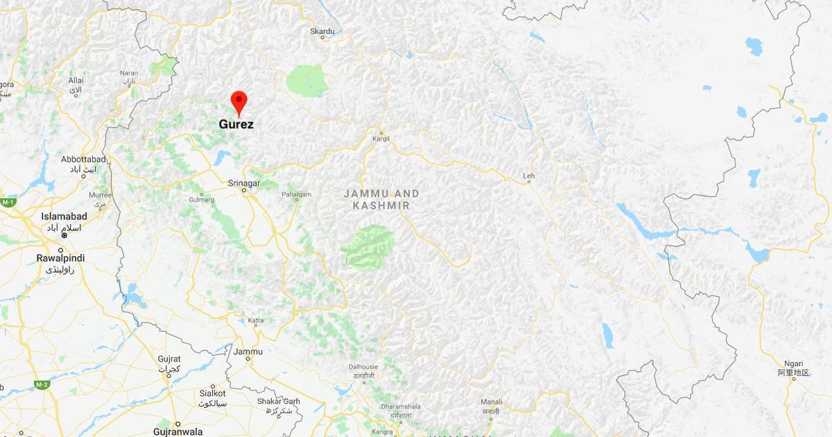 जम्मू और कश्मीर : आतंकियों के साथ मुठभेड़ में एक मेजर सहित चार जवान शहीद