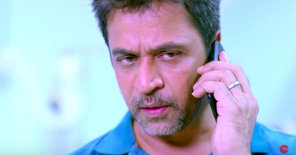 'Kurukshetram' trailer: Arjun chases a serial killer