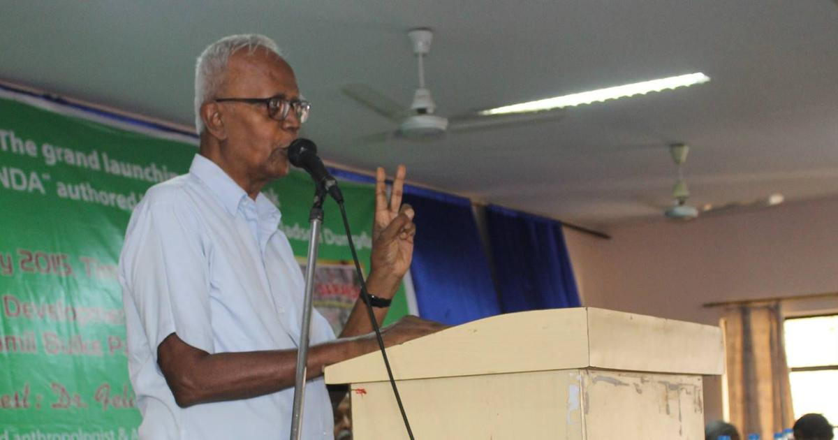 Jharkhand: Activist Stan Swamy claims he is being targeted for working with Dalits and Adivasis